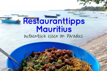 Restauranttipps Mauritius authentisch essen im Paradies