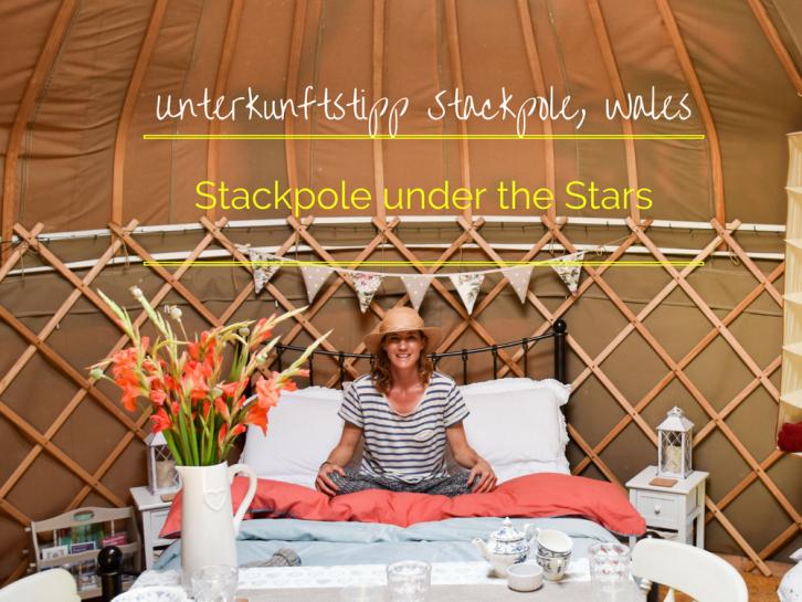Unterkunftstipp für Stackpole Wales Stackpole under the Stars