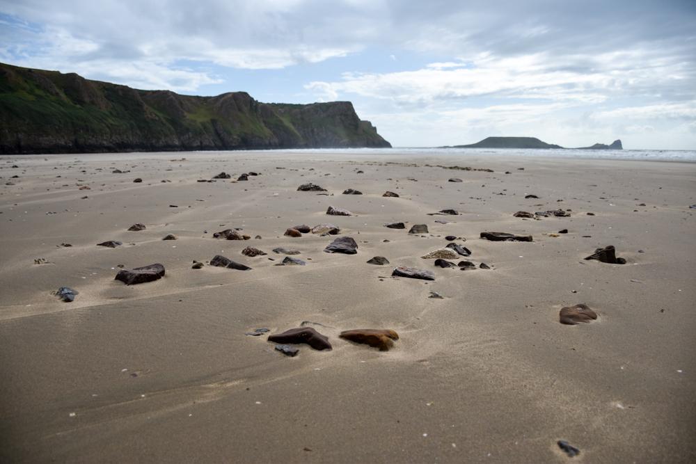 Wales Highlights Rhossili Beach