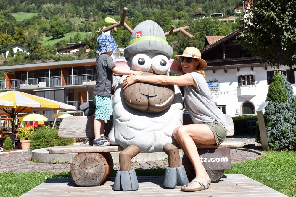 Ötztal mit Kind Travel Sisi und kleiner Globetrotter mit Widi