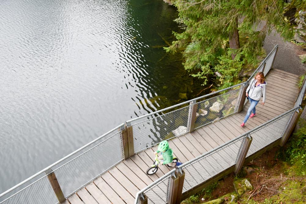 Ötztal mit Kind unterwegs mit Kind am Piburger See