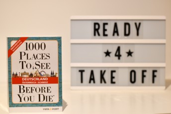 1000 Places to stay before you die- Titelbild