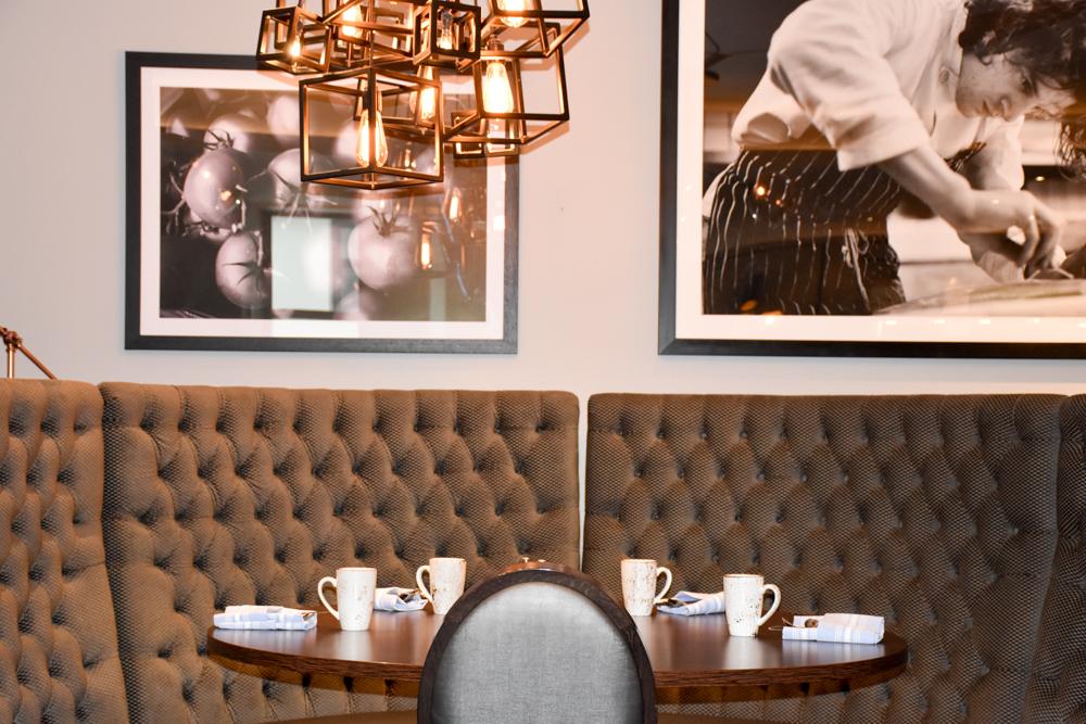 Hotel Indigo Cardiff Wales Restaurant