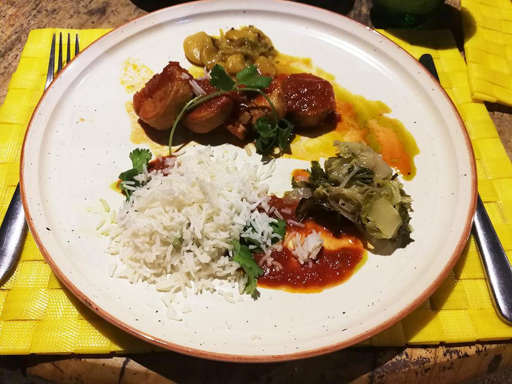 Hoteltipp Mauritius Hotel Zilwa Attitude Restaurant Kot Nou