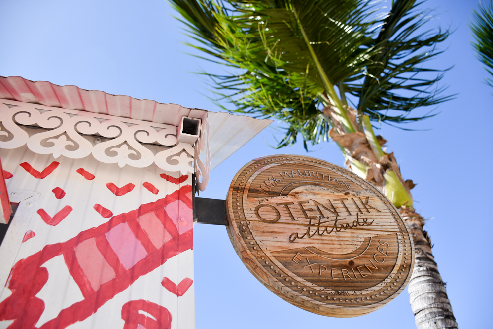 Hoteltipp Mauritius Hotel Zilwa Attitude Otentik Konzept am Strand