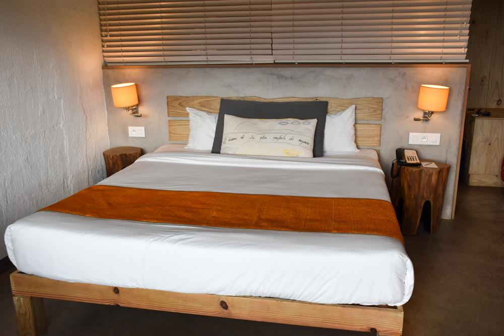 Hoteltipp Mauritius Hotel Zilwa Attitude Schlafzimmer Superior Zimmer