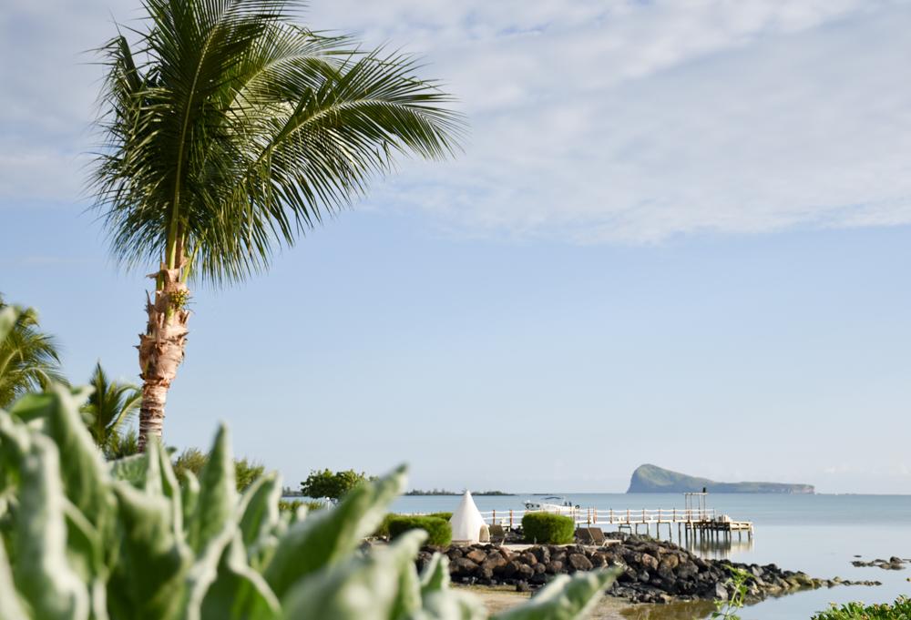 Hoteltipp Mauritius Hotel Zilwa Attitude Strand und Coin de Mire