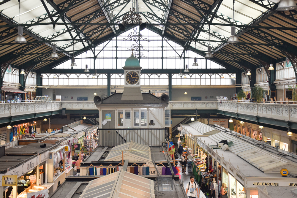 Cardiff Highlights Indoor Markets