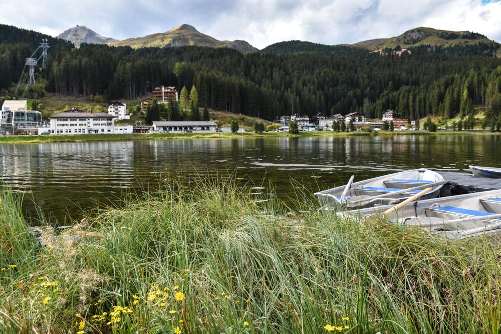 Familienausflug Arosa Bärenland Obersee