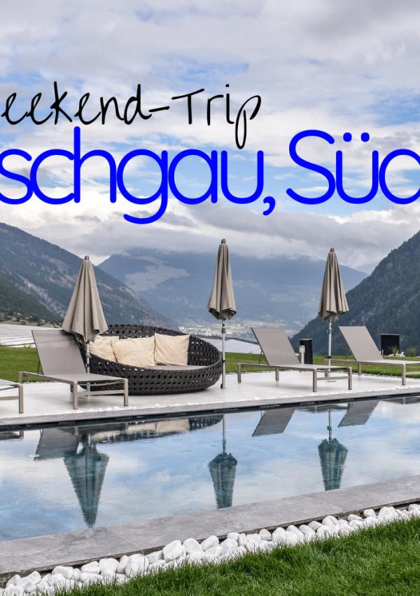 Weekend-Trip ins Vinschgau: Den Herbst im Südtirol geniessen