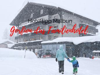Hoteltipp Malbun Liechtenstein Gorfion das Familienhotel