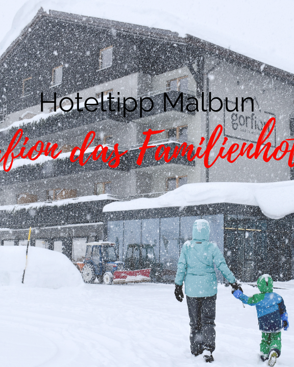 Hoteltipp Malbun Liechtenstein: Winterurlaub im Gorfion das Familienhotel