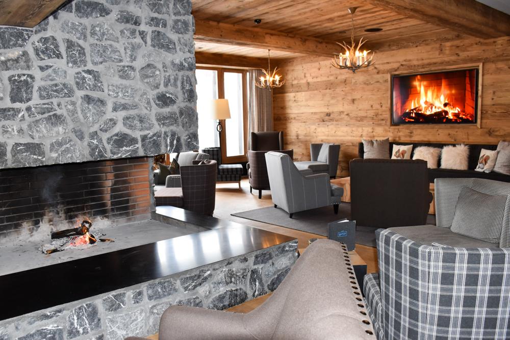 Hoteltipp Malbun Liechtenstein Gorfion das Familienhotel Bar