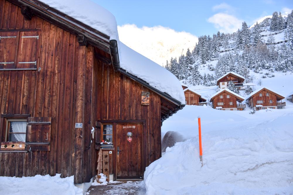 Hoteltipp Malbun Liechtenstein Gorfion das Familienhotel Malbun im Schnee