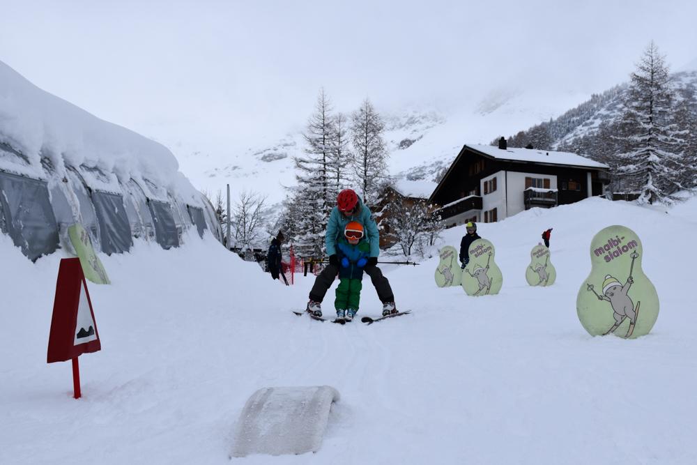 Hoteltipp Malbun Liechtenstein Gorfion das Familienhotel Skifahren im Malbipark