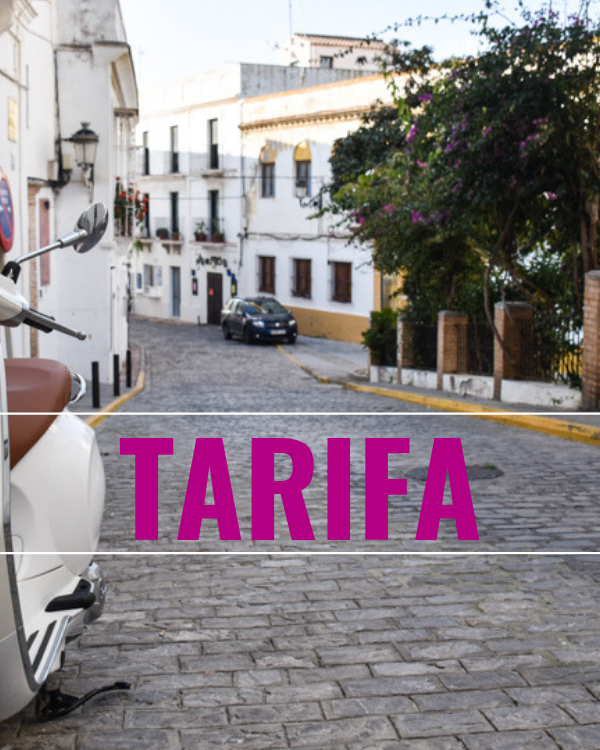 Reisetipps Tarifa: Meine Highlights für die coole Stadt in Andalusien