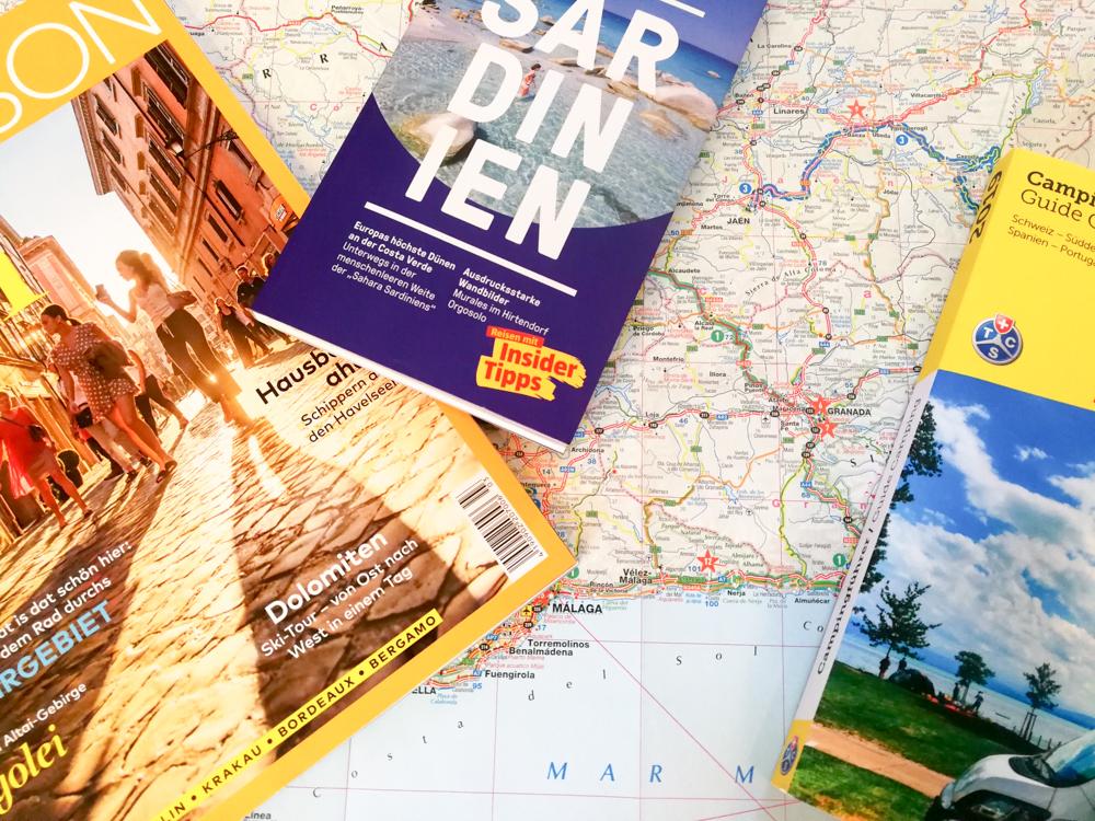 Übertourismus und Flugscham meine Lösung Reisevorbereitung