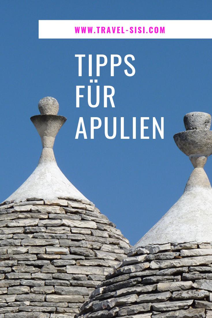 Highlights Reisetipps Apulien