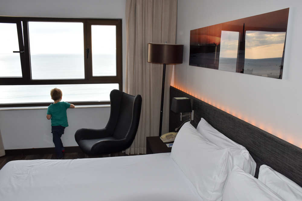 Reisetipps Cadiz Andalusien Spanien Aussicht vom Hotel Tryp La Caleta