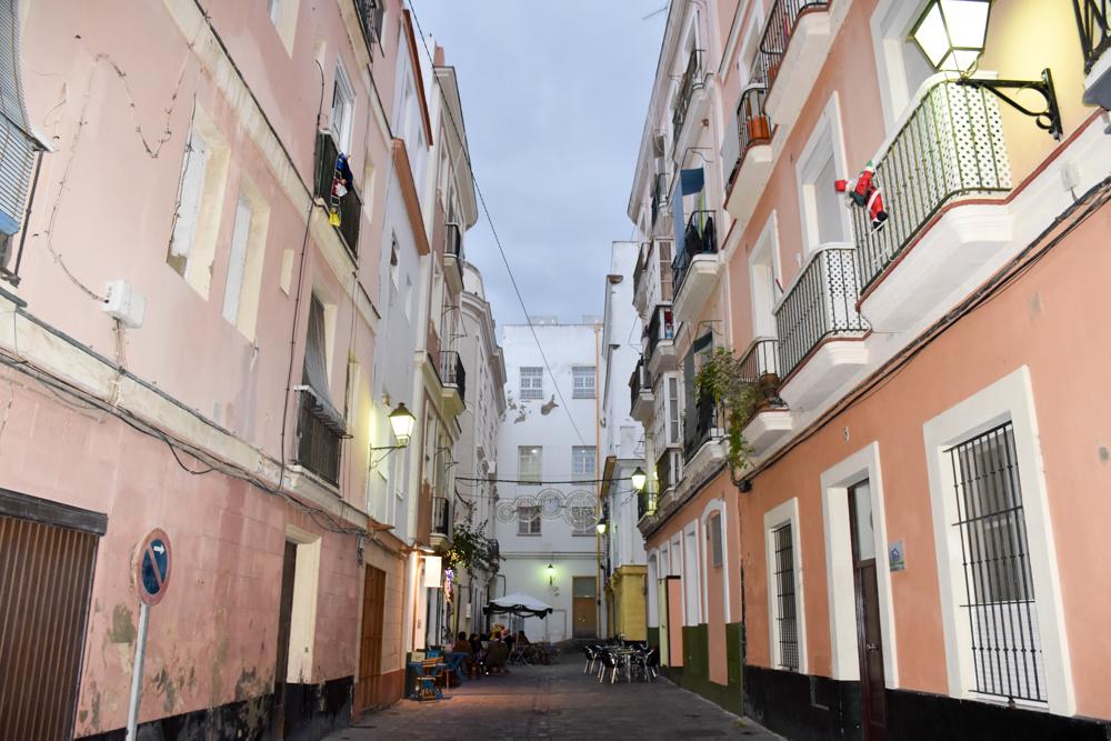 Reisetipps Cadiz Andalusien Spanien authentische Altstadt