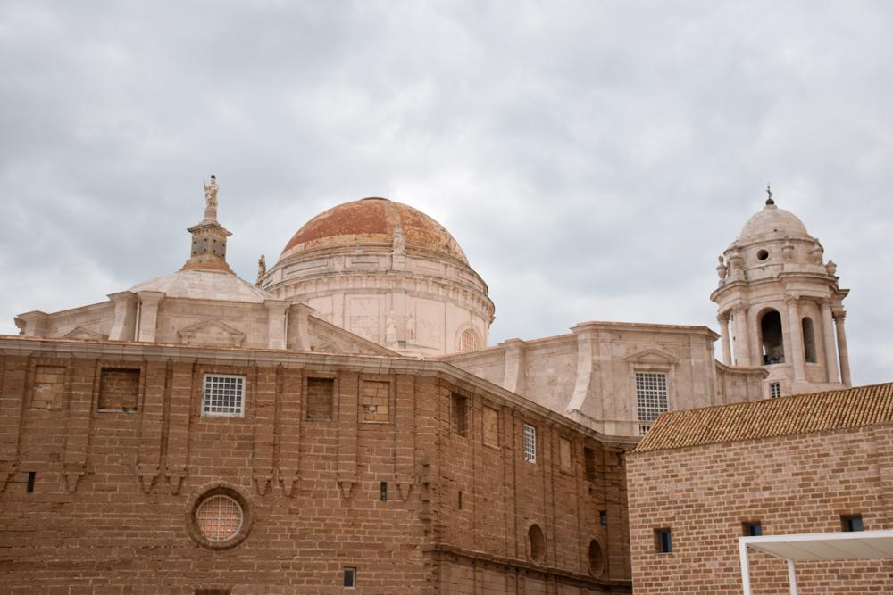Reisetipps Cadiz Andalusien Spanien die Kathedrale