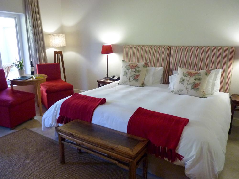 Unterkunftstipps Südafrika Kapstadt Garden Route Spier Hotel