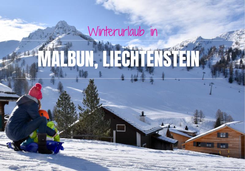Winterurlaub Malbun Liechtenstein