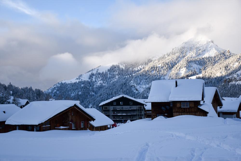 Winterurlaub Malbun Liechtenstein Chalets im Malbun
