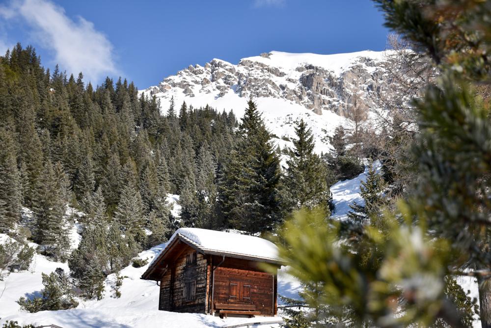 Winterurlaub Malbun Liechtenstein idyllischer Bergort