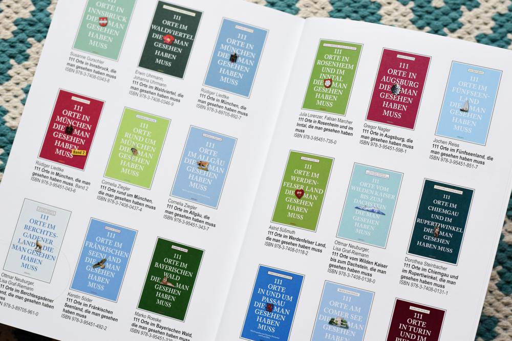 111 Orte rund um den Säntis Buch weitere Titel aus der Reihe