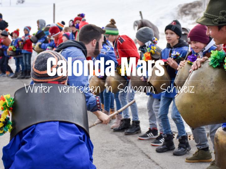 Calonda Mars Savognin Graubünden Schweiz