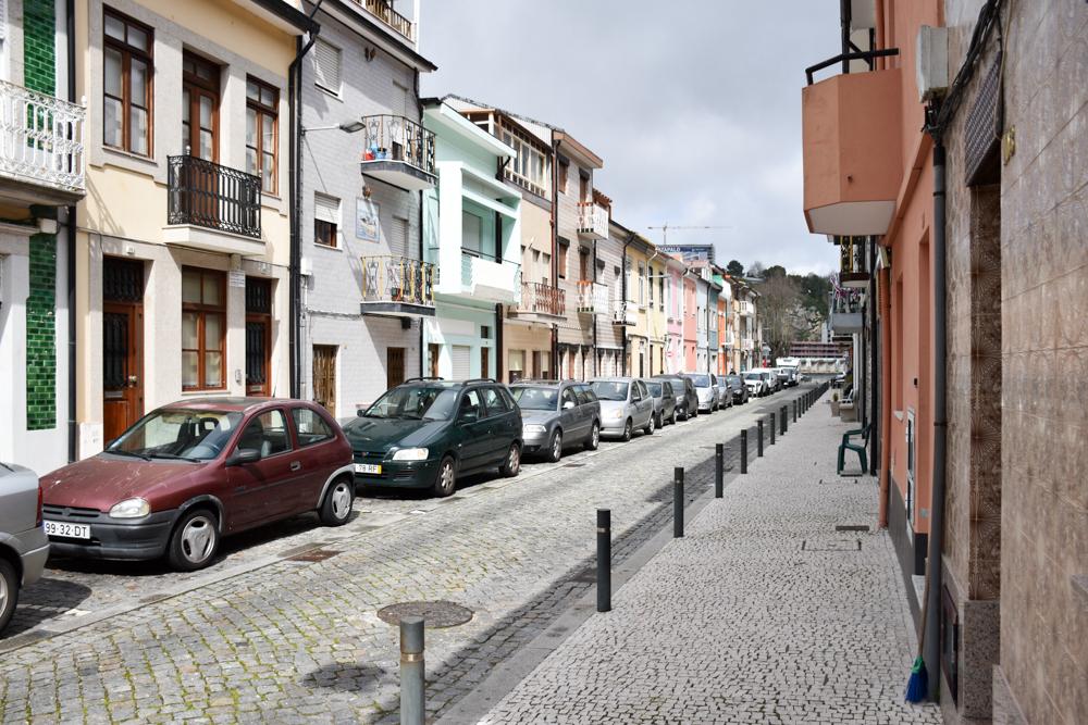 Porto Fahrradtour ans Meer Sao Pedro da Afurada