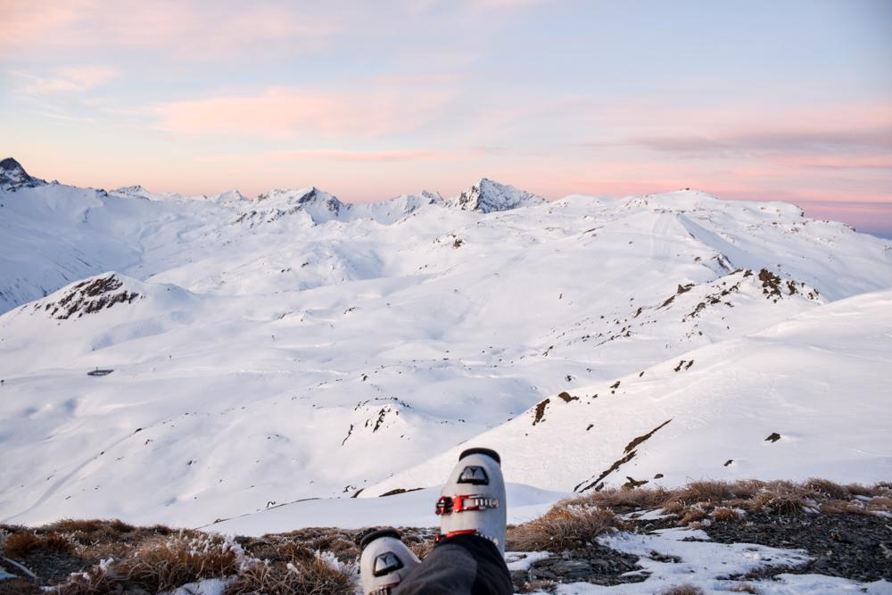 Winterferien Savognin Bivio Albula mit der Familie Early-Bird Skifahren Savognin