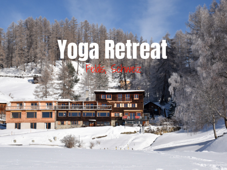 Yoga Retreat Feldis Graubünden Schweiz