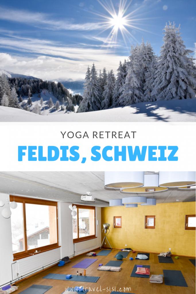 Yoga Retreat Feldis Graubünden Schweiz Berghotel Sterna