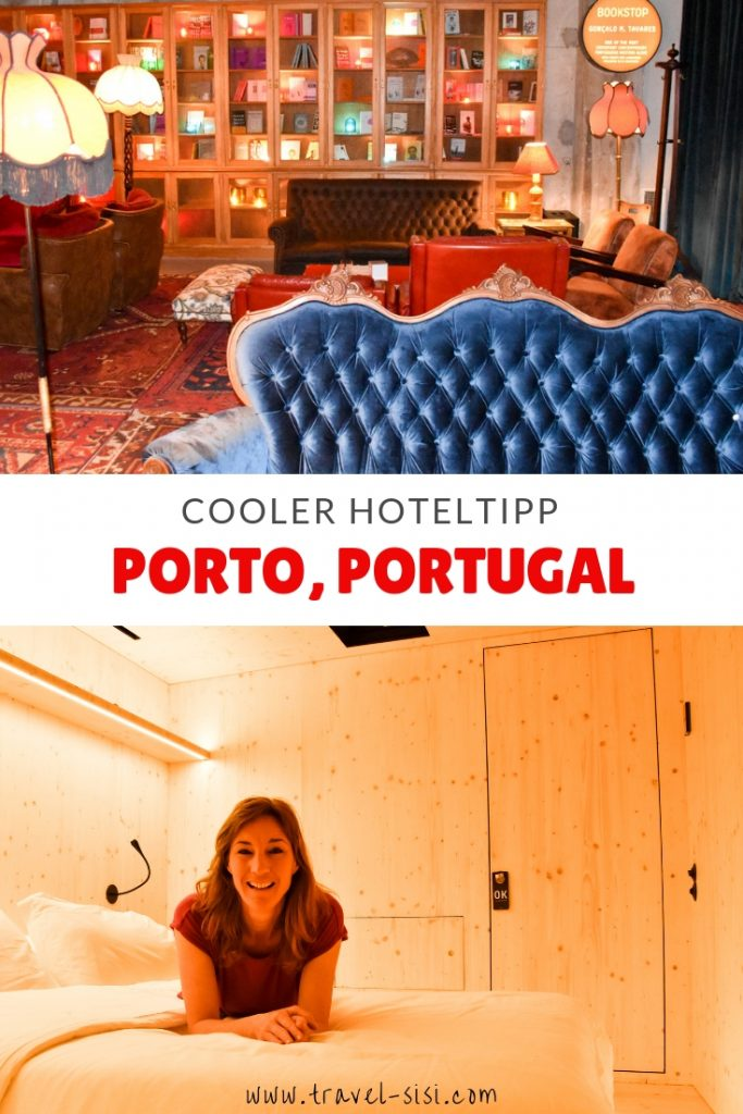 Cooler Hoteltipp für Porto Portugal