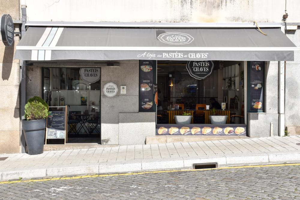 Porto Reisetipps Sehenswürdigkeiten Restaurants A Loja dos Pasteis de Chaves