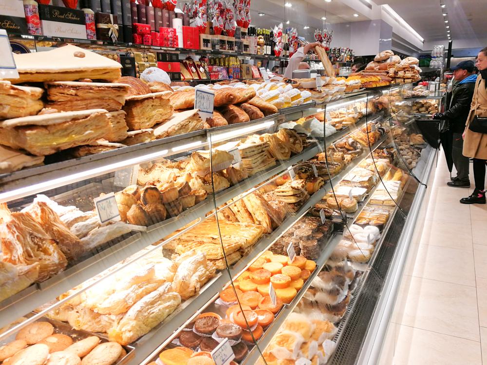 Porto Reisetipps Sehenswürdigkeiten Restaurants Auswahl in der Pasteleria