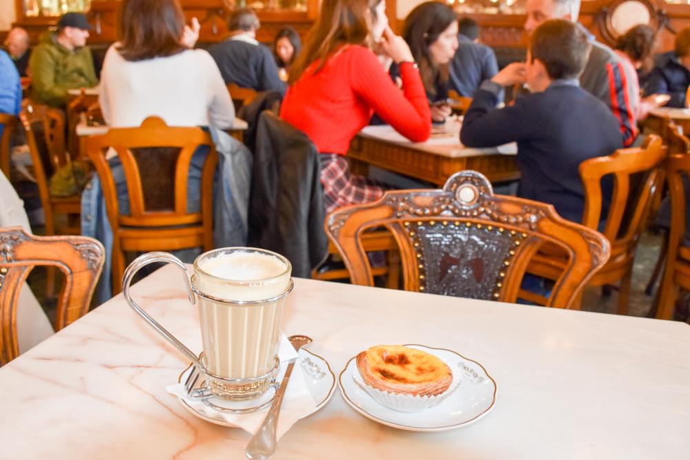 Porto Reisetipps Sehenswürdigkeiten Restaurants Cafe Majestic