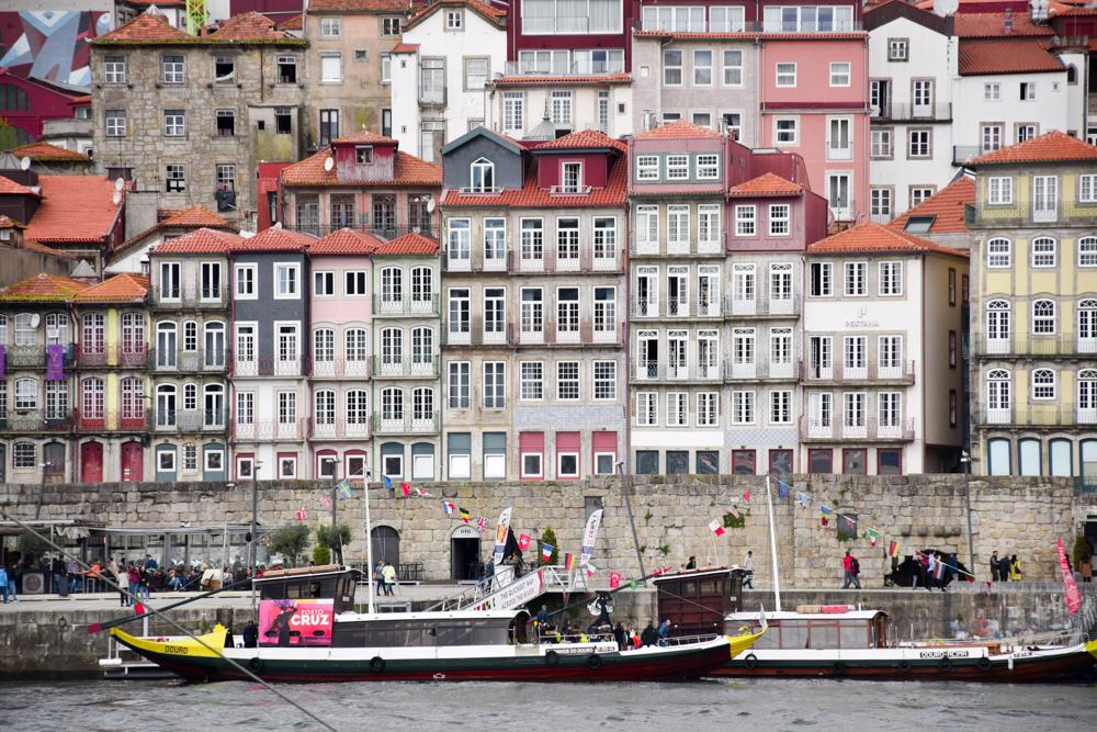 Porto Reisetipps Sehenswürdigkeiten Restaurants Cais da Ribeira
