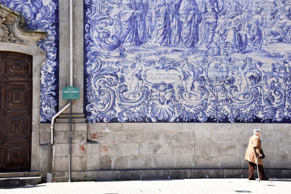 Porto Reisetipps Sehenswürdigkeiten Restaurants Igreja dos Caramelitas