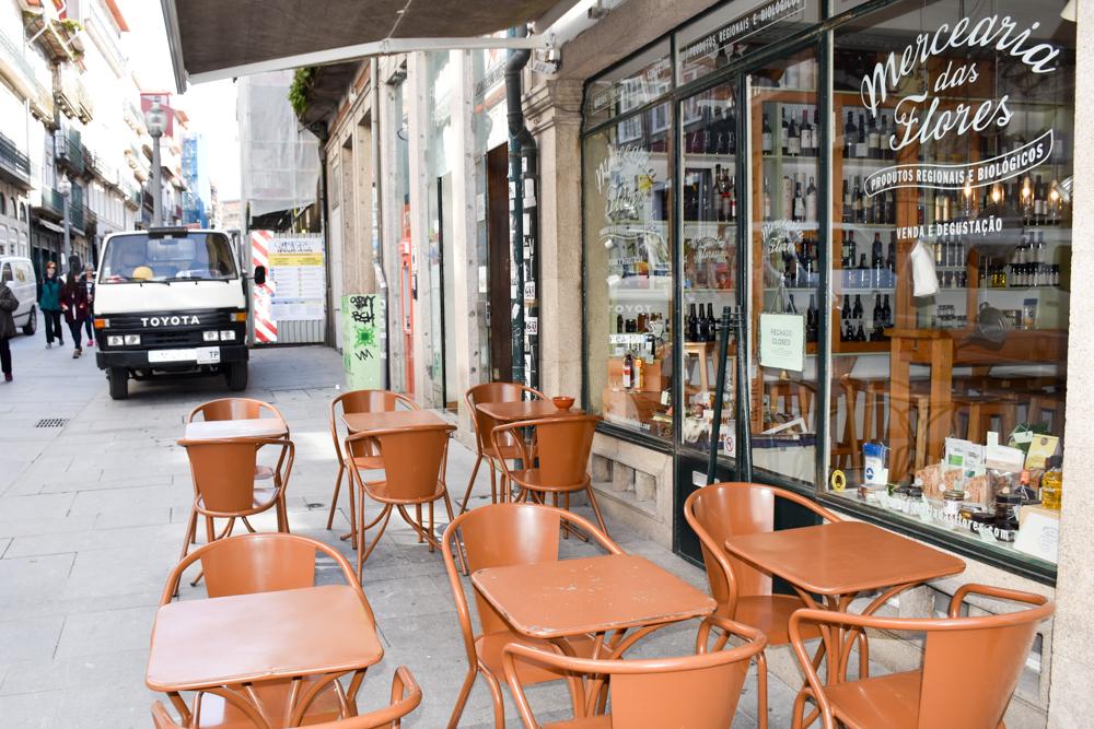 Porto Reisetipps Sehenswürdigkeiten Restaurants Mercearia das Flores