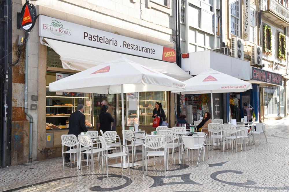 Porto Reisetipps Sehenswürdigkeiten Restaurants Pasteleria