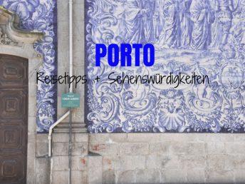 Reisetipps Sehenswürdigkeiten Shopping Restauranttipps Porto Portugal