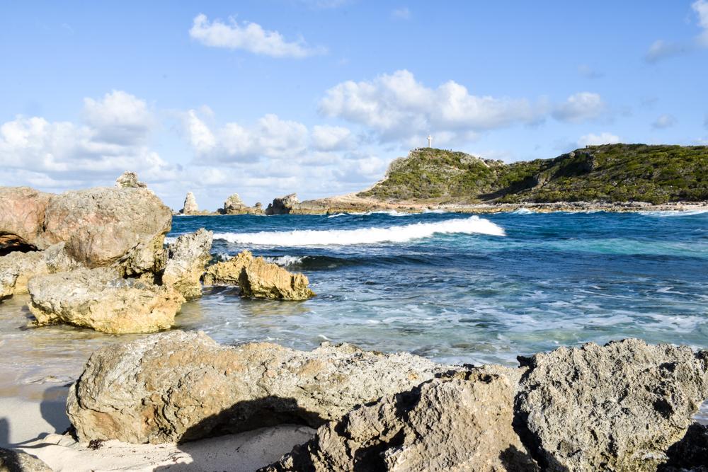 Guadeloupe Sehenswürdigkeiten Highlights Reisetipps Pointe des Chateuaux