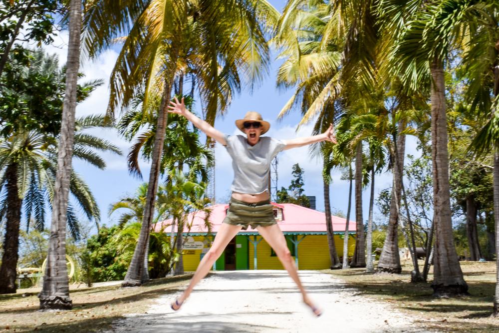 Guadeloupe Sehenswürdigkeiten Highlights Reisetipps Sucrerie Gardel