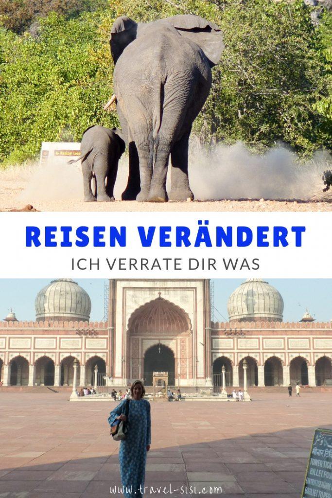 Reisen verändert Travel Sisi Pinterest