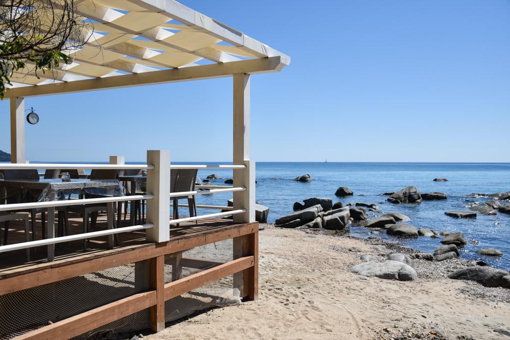 Sardinien Ostküste Reisetipps Highlights Restaurants Chiosco Il Golfetto