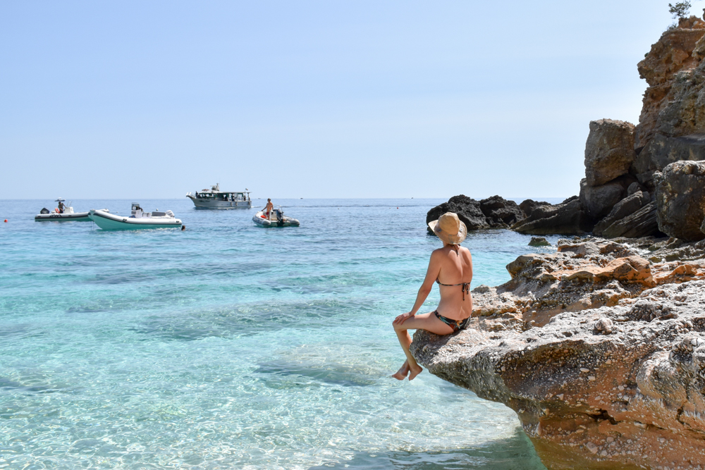 Sardinien Ostküste Reisetipps Highlights Restaurants Travel Sisi an der Cala Mariolu