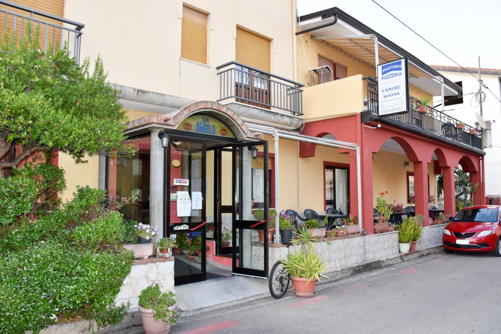 Sardinien Ostküste Reisetipps Highlights Restaurants da Angelo Tortoli